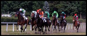 Racing Day by psychostange