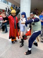 Ready to Fight!- NYCC by BloodKaika