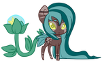Yume and Helios by CupCakez817