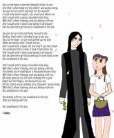 Tohru and Severus-Coldplay by 2faced-rider