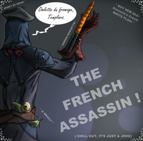 French Assassin, non? by DarthDestruktor