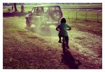 Eat my dust by chamica