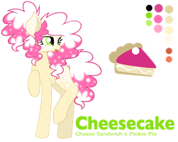 NG Cheesecake - Reference Sheet by Cheschire-Kaat