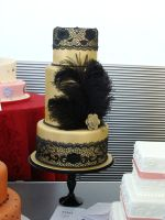 Feather Cake by Feantalia