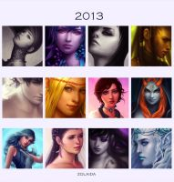 2013 by Zolaida