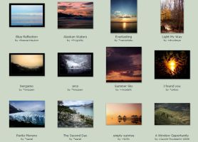 November submissions:21st-29th by Scapes-club