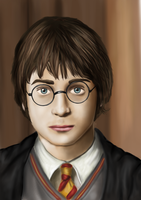 Harry Potter by TO95