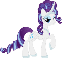 Princess Rarity by AuburnBorbon