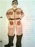 Nazi soldier by veronica-the-fox