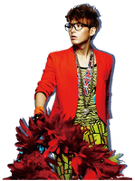 RyeoWook (Mr Simple) (PNG) 2 by capsvini