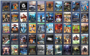 Game Icons 60 by GameBoxIcons