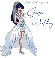 Eleanor - Wedding by Eleanor-Devil