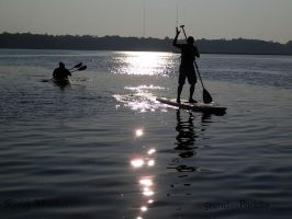Stand and Paddle SUP 6112 by PaddleGallery
