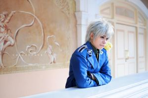 Hetalia - Prussia... by cure-pain