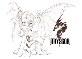 Abyssor concept by Legacy350