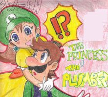 The Princess and the Plumber 2 by LoveandCake