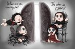 Chibi Baby Evanescence by Chocoreaper