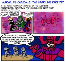 MVC3 The Storyline: Heralds by Raax-theIceWarrior