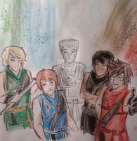 NINJAGO 2015 by Squira130