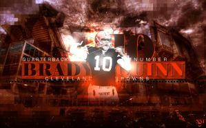 Brady Quinn Wall by xman20
