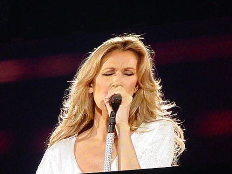Celine Dion 2nd June Amsterdam by Strawberry-Desire