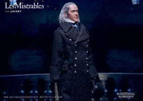 1/6 Les Miserables JAVERT Custom Figure #2 by Sheridan-J