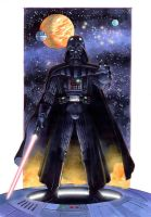 Vader Rise by pencilco