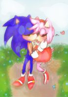 Come Get It Bae by sonicthehedgehot