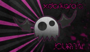 xdarkaro's Journal skin by VoidF0x
