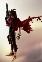 Vincent Valentine Final Fantasy Dirge of Cerberus by NarcissPuppet