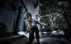 Zoro...Passing Through by CMOSsPhotography