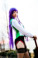 Saeko Busujima - Always Ready by Pui-ki
