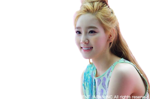 [Render] Taeyeon All My Love Is For You by HanaBell1