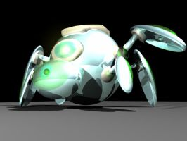 Spider Thing by OrganBoy