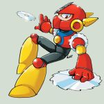 Comish - Metalman by oneoftwo