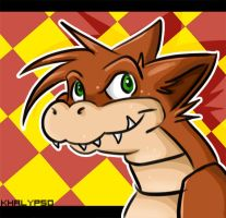 Dingodile by Khalypso