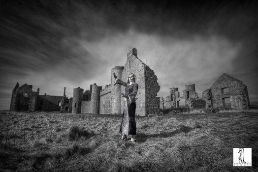 Slains castle 01 by photopozza