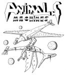 Animales Machines by Maleiva