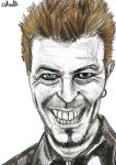 90s Bowie by MARundle