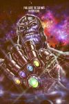 THANOS - Infinity Gauntlet by EddieHolly