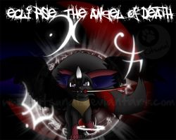 Eclipse The angel of death by Kitsunal