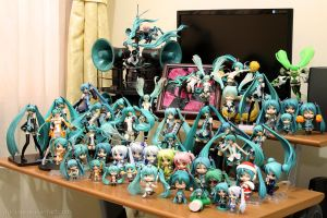 My Miku Collection v4 by jfonline
