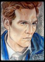 Rust Cohle by Marluana03