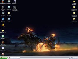 Ghost rider by strovecos