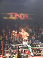 AJ Styles IS TNA by KnightNephrite