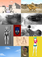 A bunch of stuff i never uploaded by kaniphish