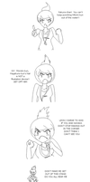 Dangan Ronpa -- oh no by StarXrossed