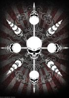 Circus Skulls by Oblivion-design