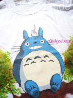 Totoro by andycobain