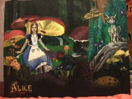 American McGee's Alice by metalchick200615